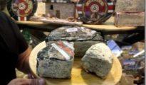 El Llagar de Colloto, de Oviedo, fue el restaurante que finalmente se hizo con el queso.
