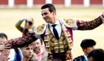 José María Manzanares, el pasado mayo en Valladolid
