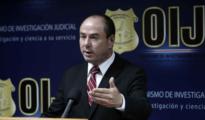 El director del Organismo de Investigación Judicial (OIJ) de Costa Rica informa de los avances policiales