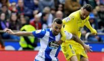 Deportivo y Las Palmas coinciden en este curso en Segunda división