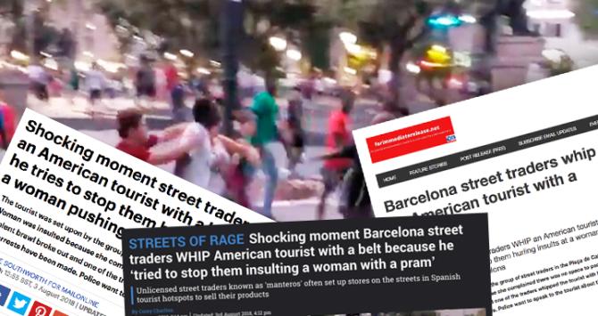 El violento suceso ha tenido una gran repercusión en la prensa de EEUU.