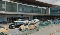 Terminal del aeropuerto de Nueva York en el que se ha encontrado el feto.