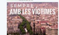 Moncloa corrige un tuit de Pedro Sánchez en catalán que eliminaba los símbolos de España