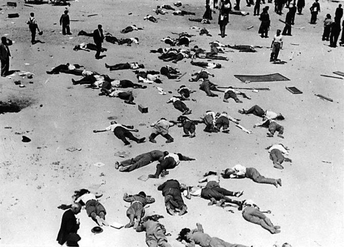 Asalto rojo al cuartel de la Monaña- Madrid 1936