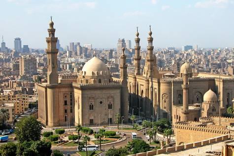 El Cairo.