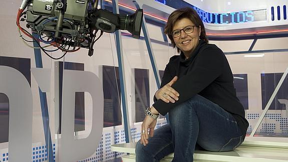 María Escario, jefa de relaciones externas de TVE