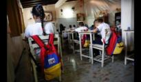Una escuela en Venezuela