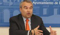 El alcalde de Badajoz, Francisco Javier Fragoso (El Periódico Extremadura)