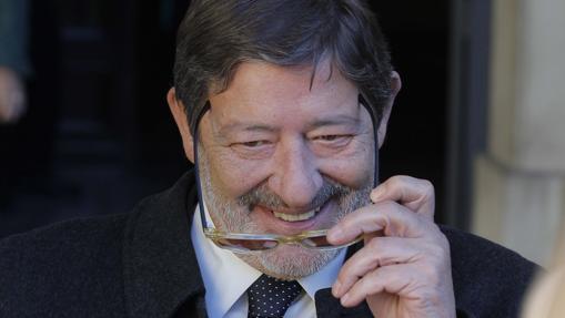 Francisco Javier Guerrero, exdirector general de Trabajo