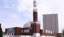En la imagen, la mezquita central de Birmingham