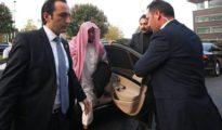 El fiscal jefe saudí, Saud El Moyeb.