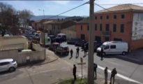 Imagen de archivo del atentado que tuvo lugar el 23 de marzo en el sur de Francia.