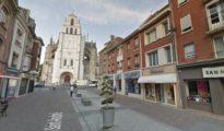 El hombre vivía en la calle San Andrés de la localidad de San Quintín - Google Maps