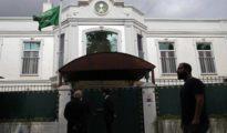 Residencia del cónsul saudí en Estambul.