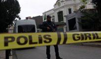 Consulado saudí en Estambul en el que apareció asesinado el periodista.
