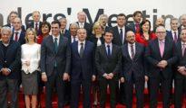 Cumbre de líderes socialistas europeos en Madrid