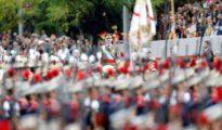 Desfile Día de la Fiesta Nacional