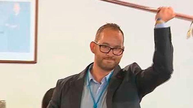 El socialista Serafín Faraldos, alcalde de Valdemoro