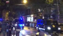 Imagen de la intervención policial, obtenida de Twitter.@MarilynHuerta7