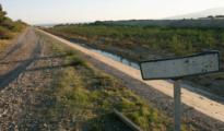 Terreno en Palomares (Almería) una de las zonas afectadas por los restos de radiación