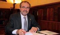 El presidente de la Diputación de Lérida, Joan Reñé