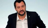 Imagen de archivo de Matteo Salvini, ministro del Interior italiano.