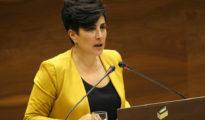 La consejera de Educación navarra, María Solana (Diario de Navarra)