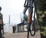 Miembros de las milicias rebeldes de Séléka en la capital, en una imagen de 2013