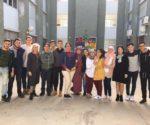 Alumnos del IES Rusadir