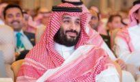 Imagen de archivo del príncipe saudí Bin Salman.