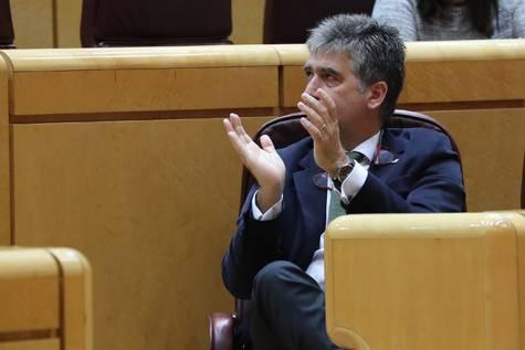 El portavoz del PP en el Senado, Ignació Cosidó.