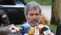 El presidente del Supremo, Carlos Lesmes