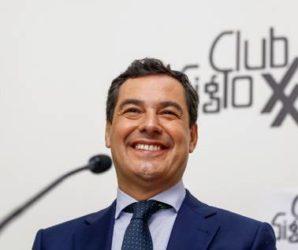 Juanma Moreno admite que el voto a Vox hacer perder al PP posibilidades en Andalucía en beneficio de Podemos