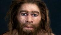 Reconstrucción del rostro de un neandertal/ Imagen: Twitter