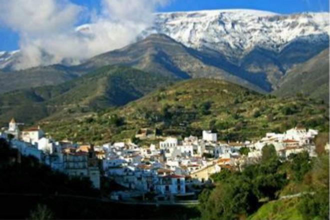 Pueblo de Sedella.