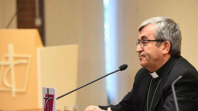 El nuevo secretario General de la conferencia Episcopal Luis Argüello García