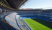 Santiago Bernabéu, escenario de la final de la copa Libertadores.
