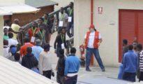 Imagen de archivo del CETI de Ceuta.