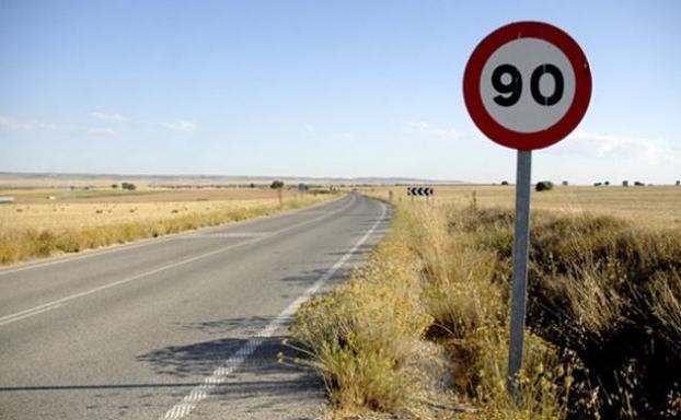 Nuevo límite de velocidad.