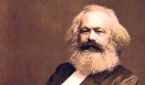 Imagen de Karl Marx, en 1870