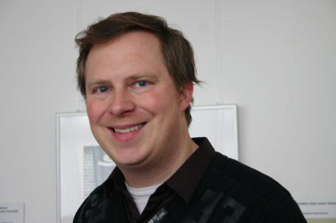 "Timo Reinfrank: el ""ideólogo"""