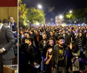 El PSOE se echa «a las barricadas» contra la investidura de Moreno