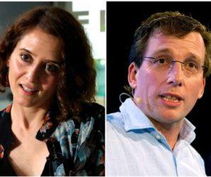 Isabel Díaz Ayuso, será la candidata del PP a la Comunidad de Madrid, y José Luis Martínez-Almeida disputará la Alcaldía.