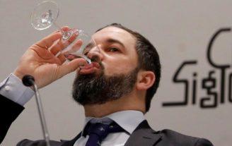 Santiago Abascal (Foto: La Vanguardia)