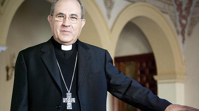 El arzobispo de Sevilla, Juan José Asenjo