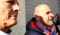 Sergio Atalaya ha resultado herido en la nariz/@Albert_Rivera