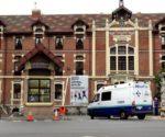 Imagen de archivo del exterior del del Hospital Universitario de Basurto en Bilbao