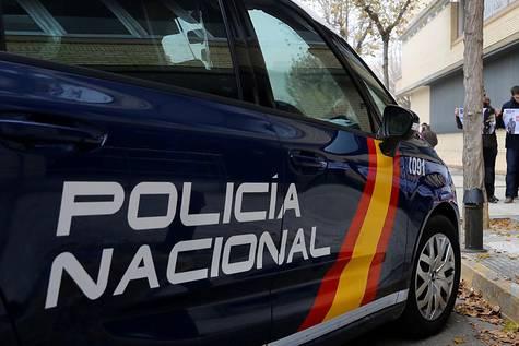 Uno de los detenidos es miembro de la Policía Nacional, otro, de la Local.