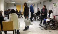 El repunte de la epidemia de gripe complica las urgencias de los hospitales