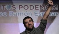 Espinar, en una intervención en noviembre de 2016 en Madrid.